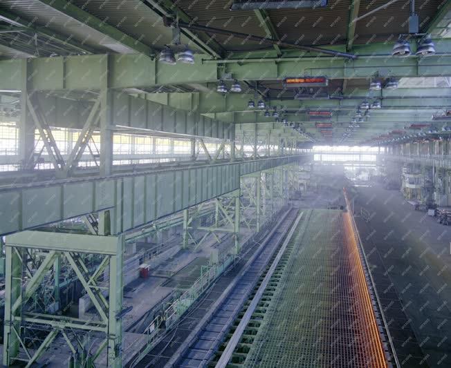 Ipar - Ózdi Kohászati Üzemek