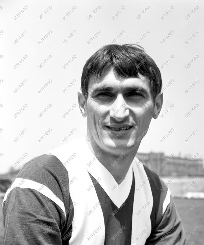 Dunai Antal olimpiai bajnok labdarúgó