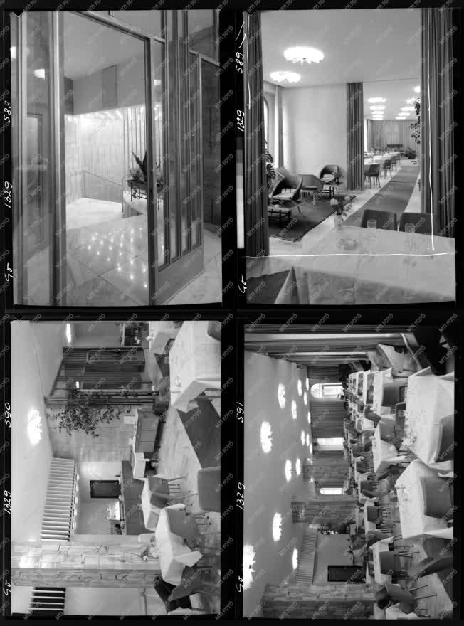 Idegenforgalom - Épület belső - EMKE kávéház