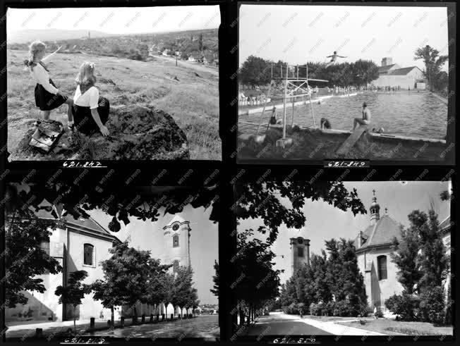 Városkép-életkép-Sport - Ibusz album - Gyöngyös