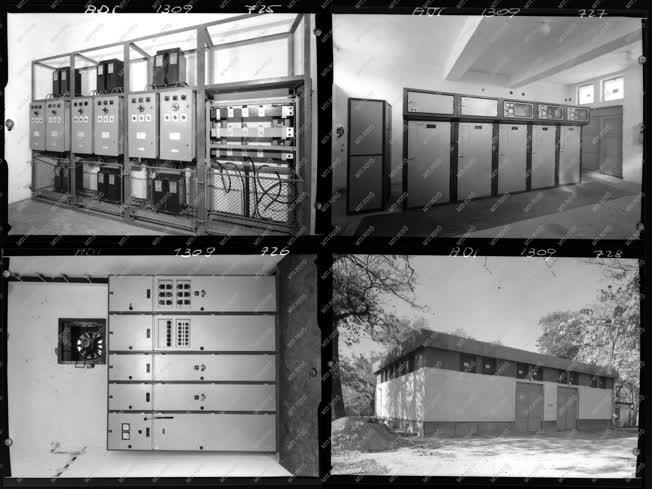 Villamosipar - Transzformátorház