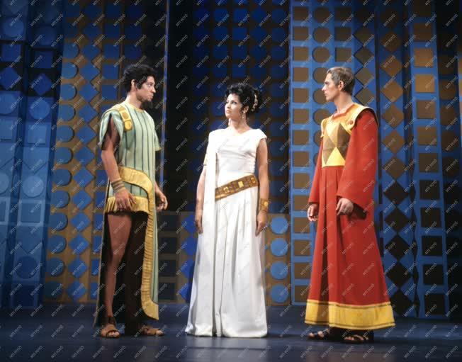 Kultúra - Színház - Racine: Berenice