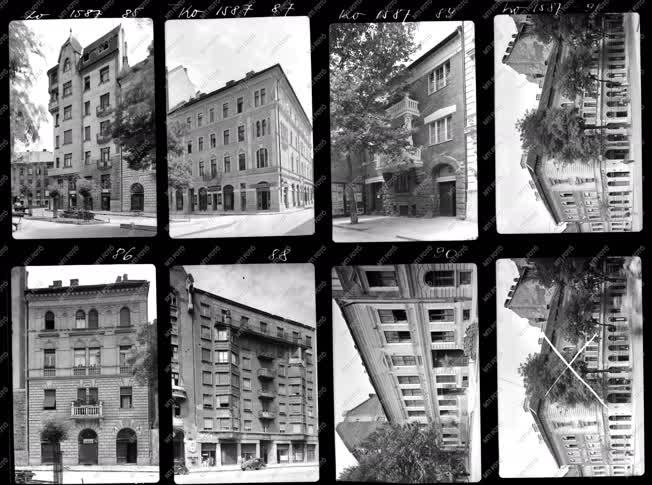 Városkép - Főváros VIII. kerületi épületek