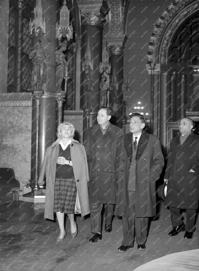 Külkapcsolat - Ratan Kumar Nehru Budapesten