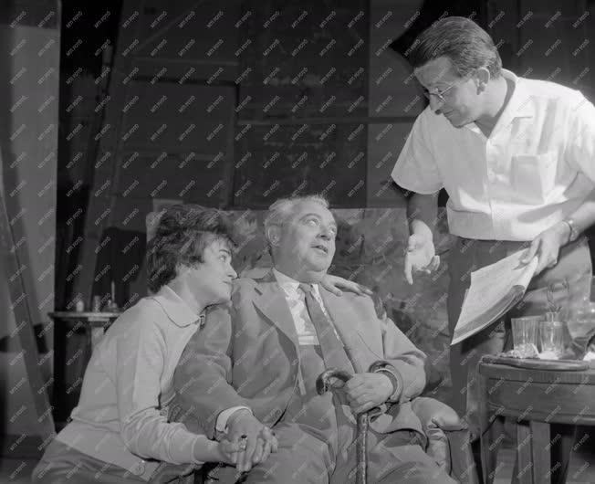 Kultúra - Színház - Moliére: Képzelt beteg