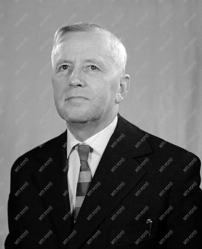 1961-es Kossuth-díjasok - Haraszti István