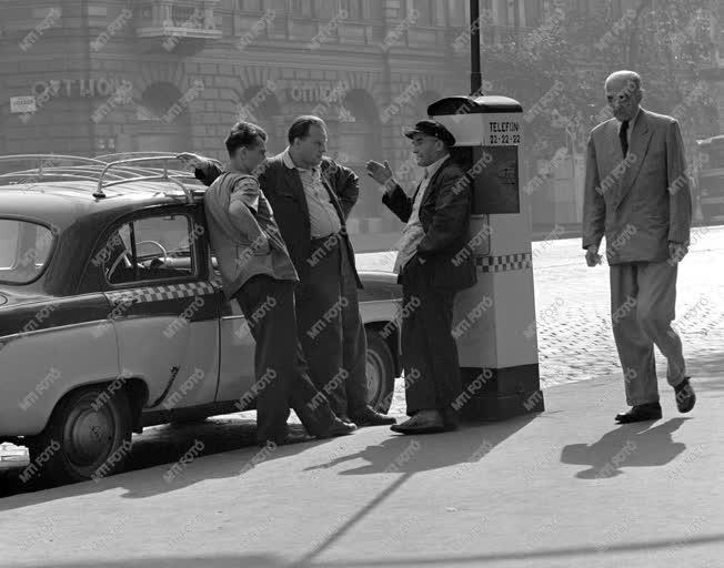 Budapesti pillanatkép