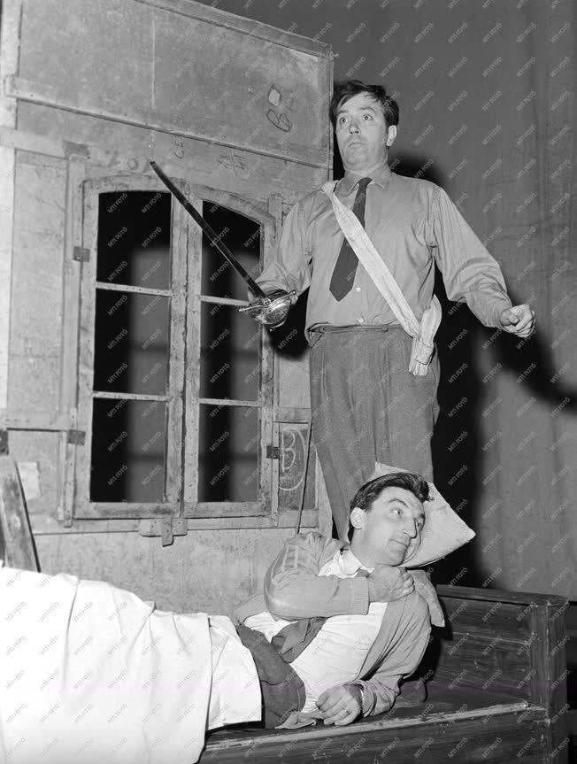 Színház - Calderon: Huncut kísértet