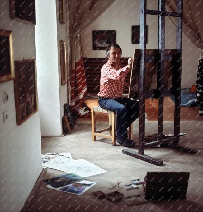 Képzőművészet - Marosvásárhelyi művésztelep