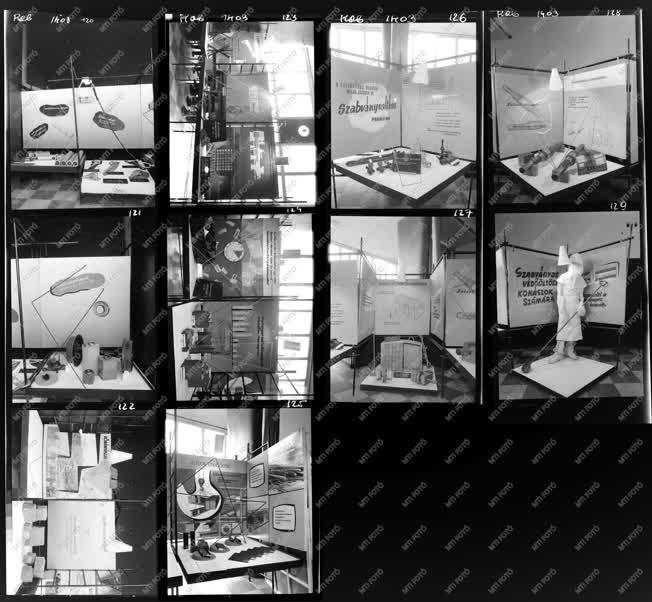Kiállítás - Ipar - Miskolci Szabványosítási Kiállítás
