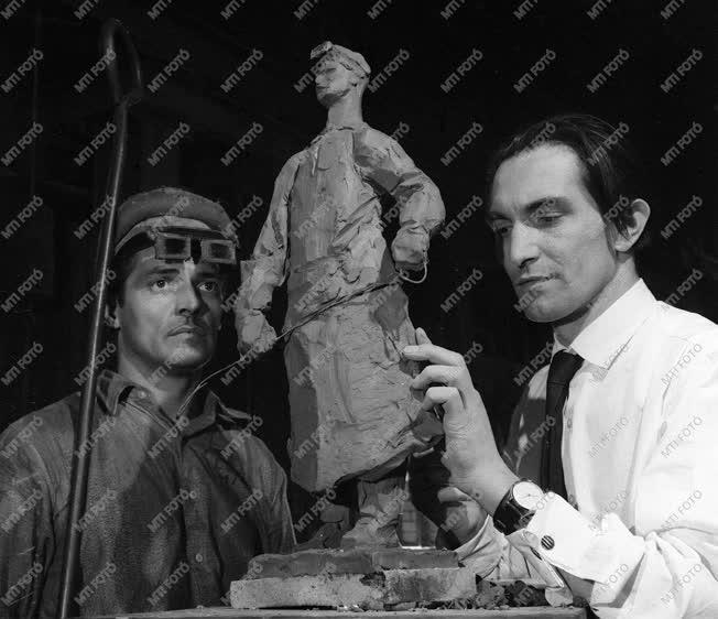 Kiss István szobrászművész