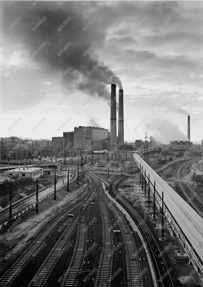 Ipar - Az Ajkai Erőmű