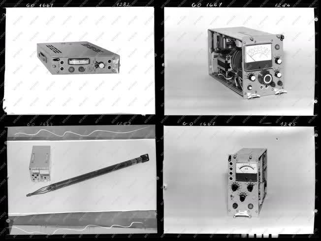 Tudomány - Technika - Geofizikai műszerek