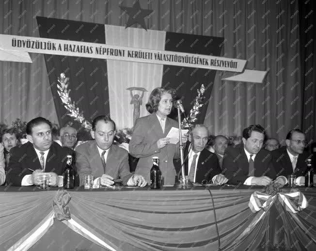 Belpolitika - Hazafias Népfront II. Országos Kongresszusa