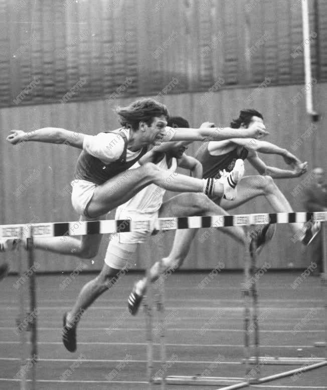 Nemzetközi fedettpályás atlétikai verseny