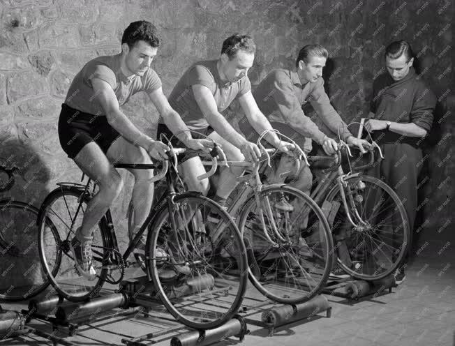 Kerékpár - Edzés