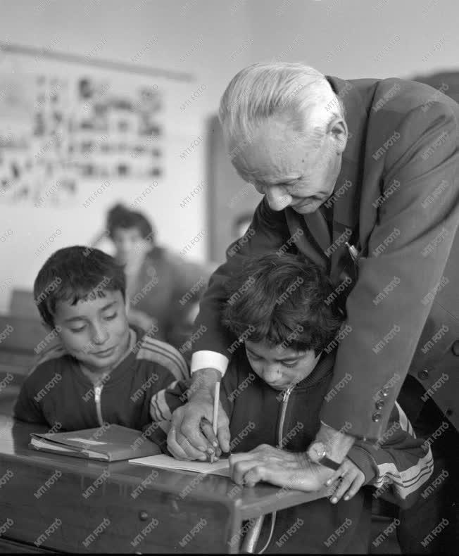 Oktatás - Pedagógus