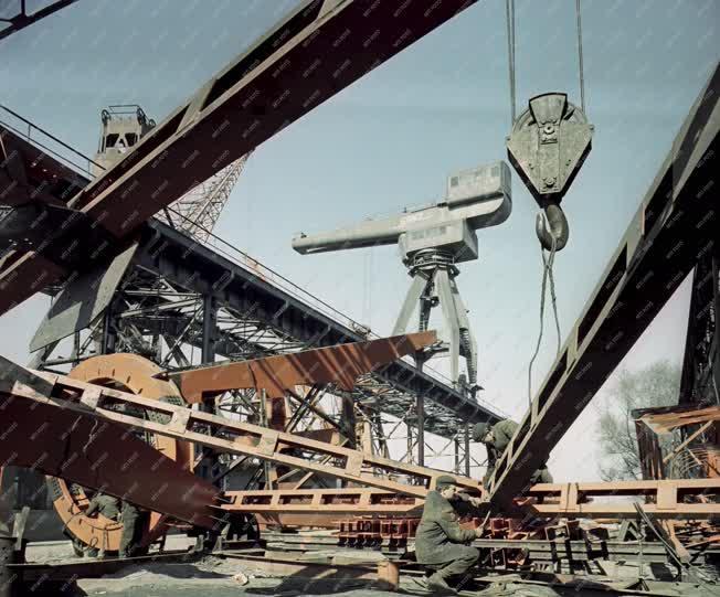 Ipar -  Ganz Magyar Hajó-és Darugyár