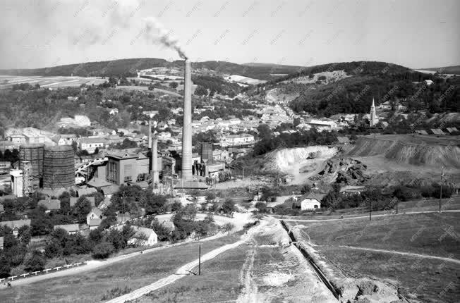 Bányászat - A komlói szénbánya