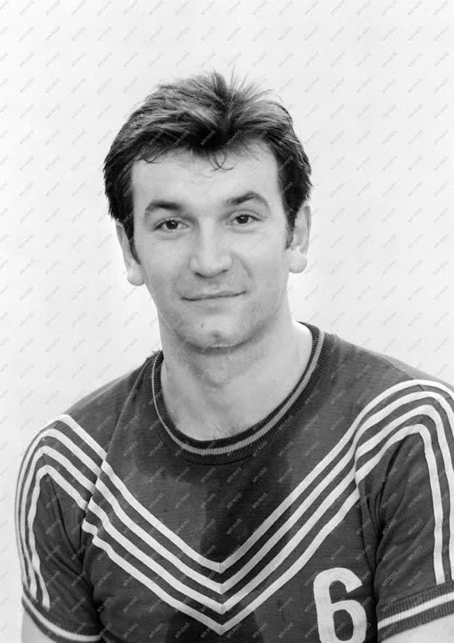 Sportoló portré - Kosárlabda - Lendvai Ödön