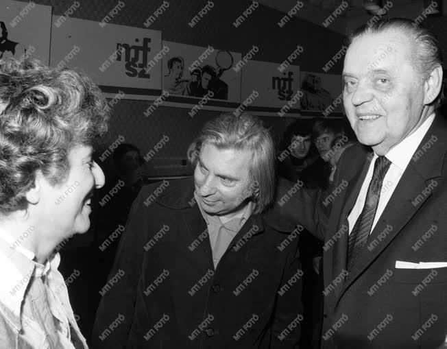 Filmművészet - Radványi Géza Kossuth-díjas filmrendező