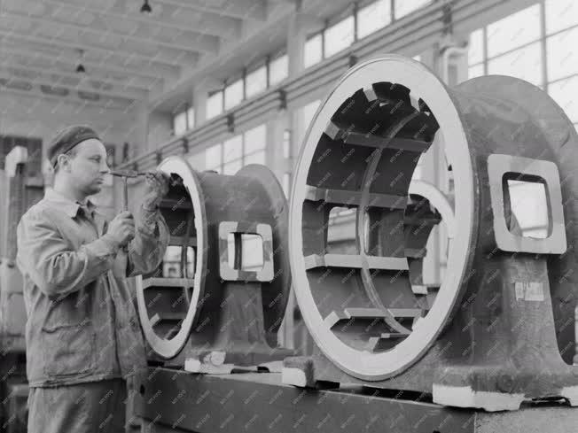 Ipar - Villamosgép-és Kábelgyár