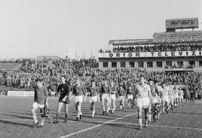 Sport - Labdarúgás - Magyarország-Wales NEK-selejtező