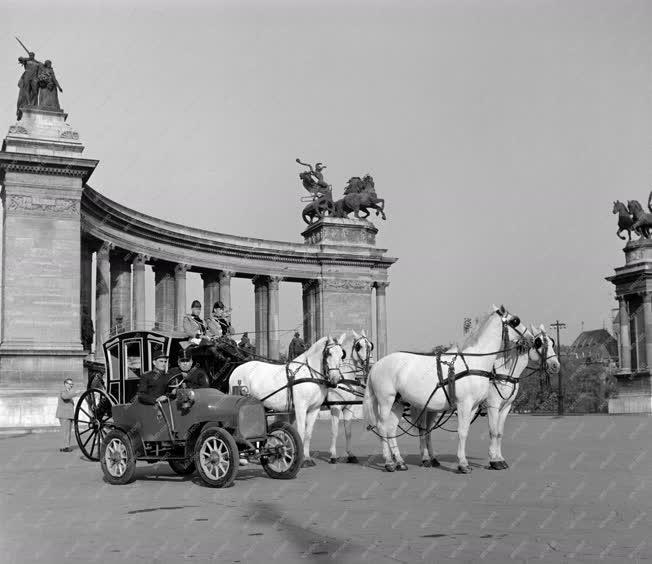 Kultúra - Múzeum - A Postamúzeum postakocsijai