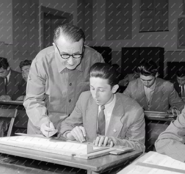 Oktatás - Ipari tanulók