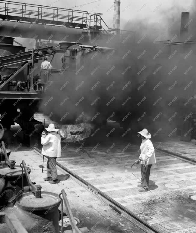 Ipar - Avatás előtt a Sztálin Vasmű Kokszolóműve