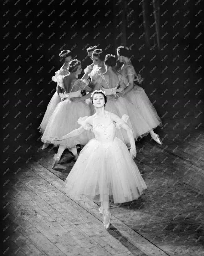 Kultúra - Balett - A Bolsoj vendégszereplése az Operaházban
