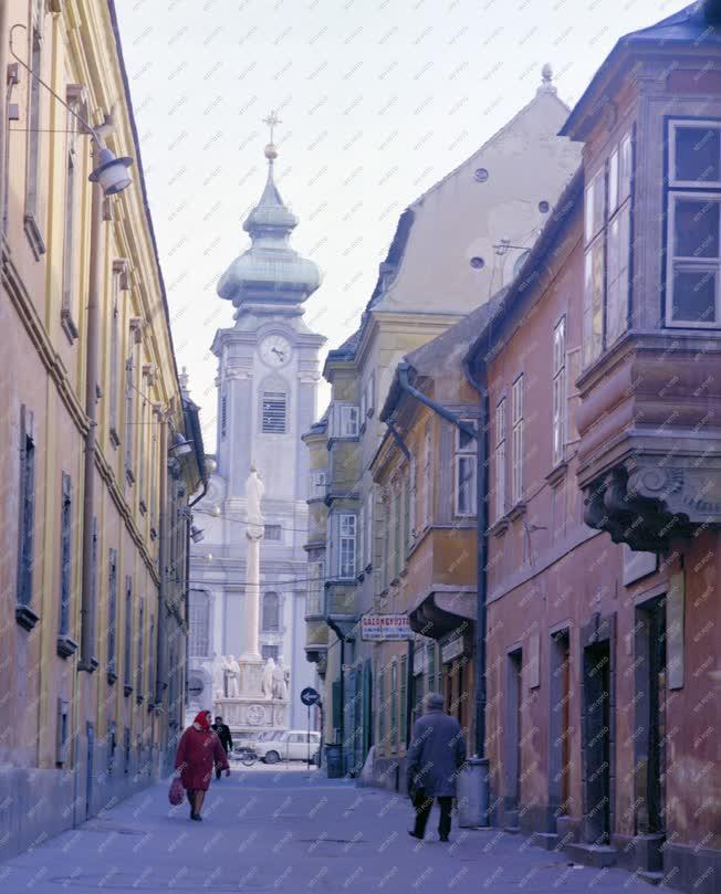 Városkép - Győr óvárosa