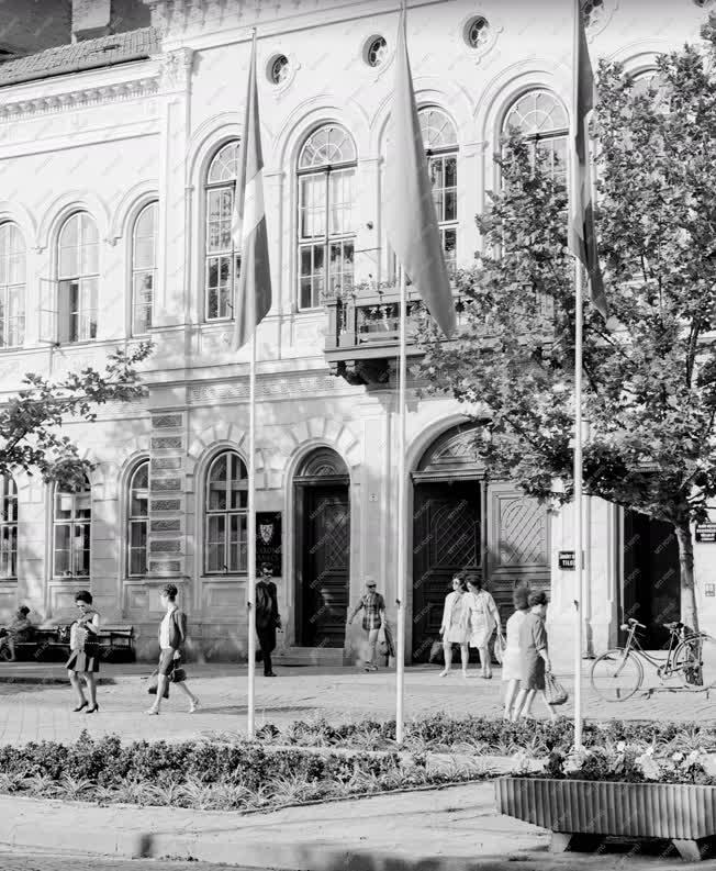 Városkép - Békéscsaba - Városháza
