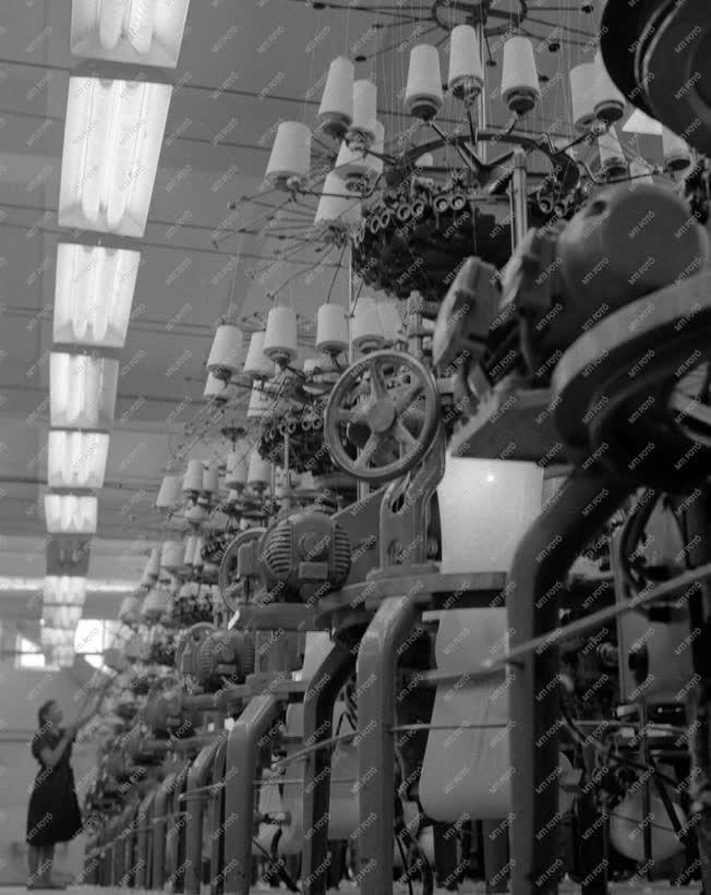Ipar - Textilipar