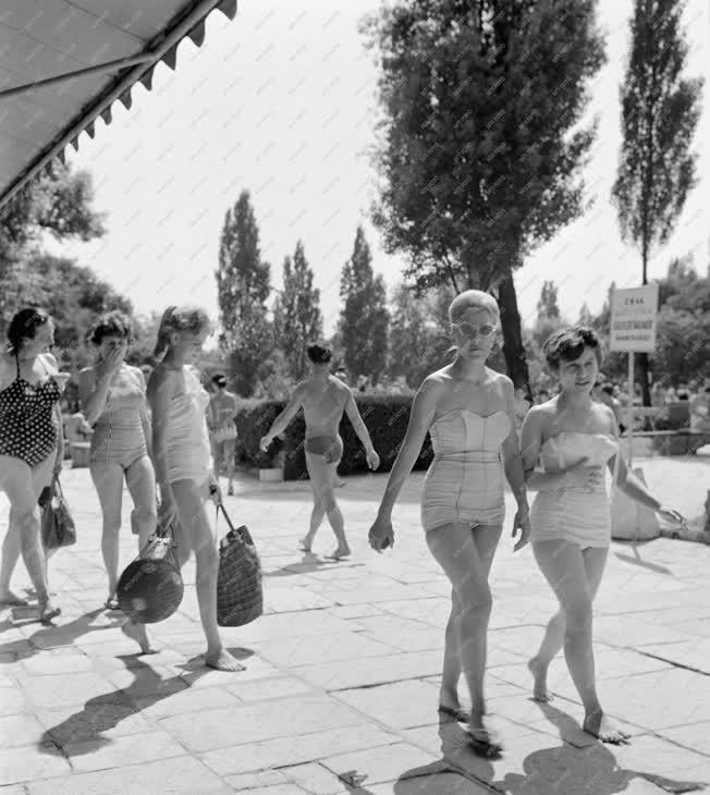 Szabadidő - Palatinus Strandfürdő