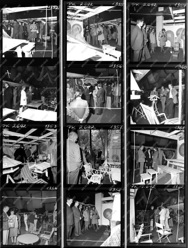 Kiállítás - BNV - Kereskedelem - HUNGAROCOOP album