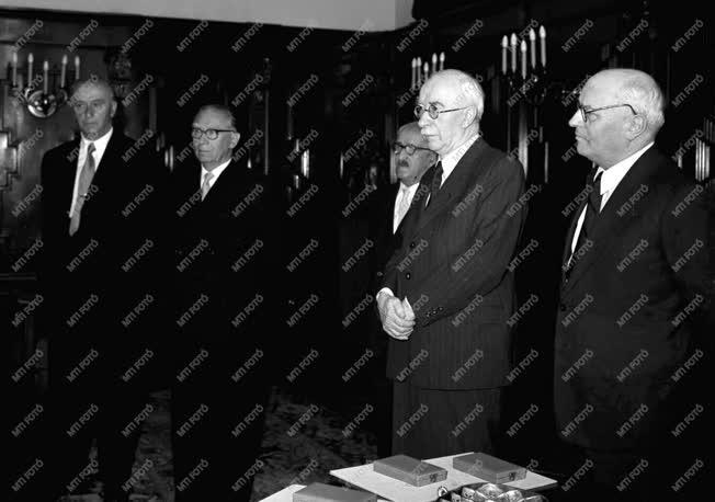 Liska József Kossuth-díjas villamosmérnök