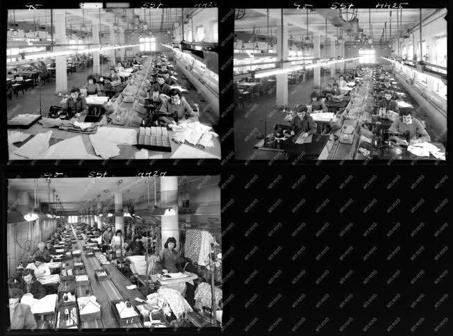 Ipar - Debreceni Ruhagyár