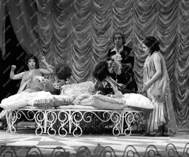 Cosi fan tutte - bemutató az Operaházban