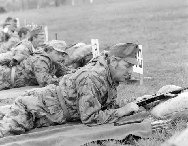 Honvédelem - Országos Tartalékos Lövészbajnokság