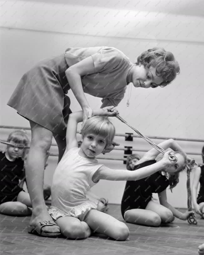 Sport - Sportoló gyermekek