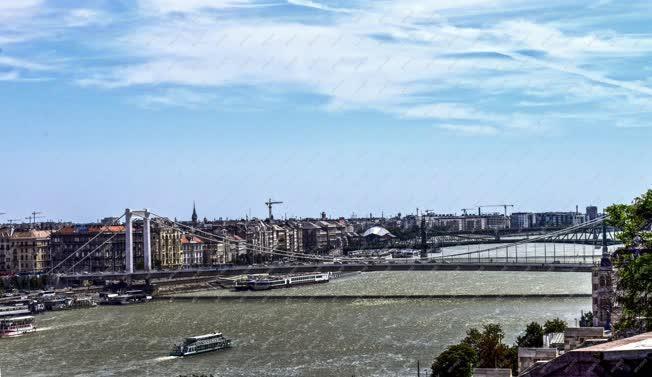 Városkép - Budapest - Dunai látkép