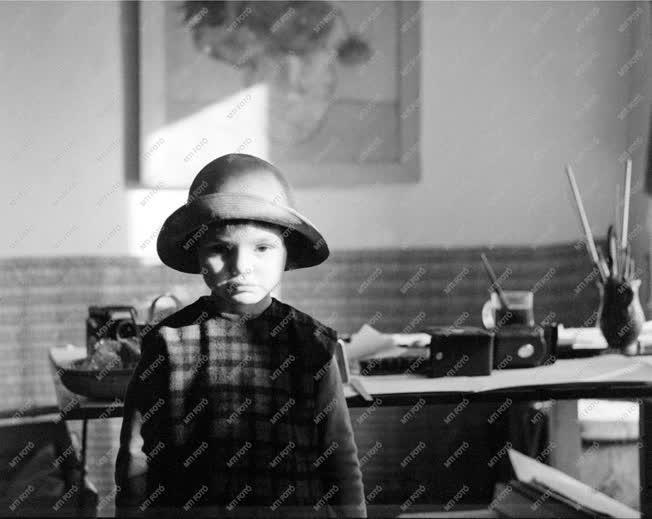 Zsáner - Gyermek zsánerképek