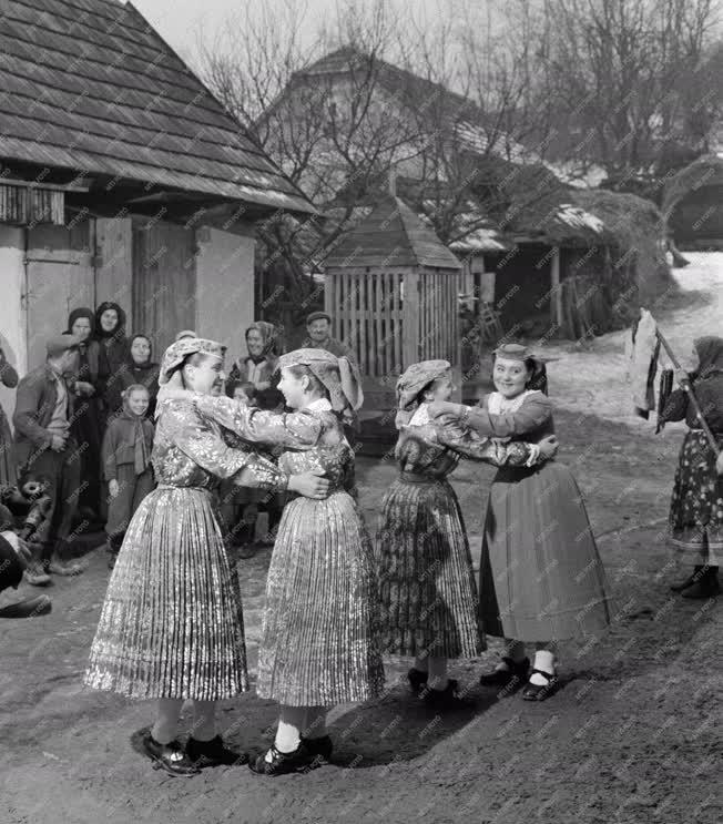 Kultúra - Folklór - Farsangi népszokások Nógrádban