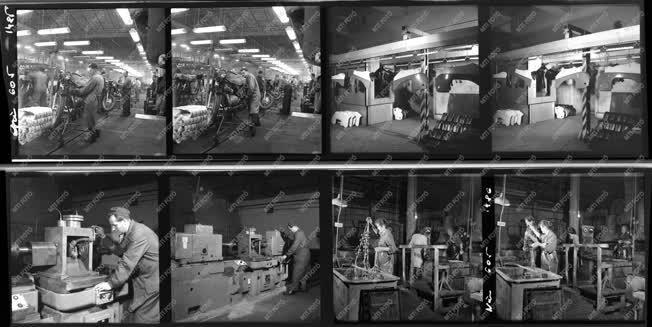 Ipar - Csepeli Vas-és Fémművek