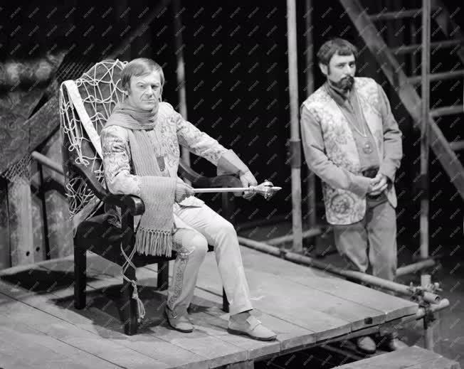 Kultúra - Színház - Shakespeare: II. Richárd