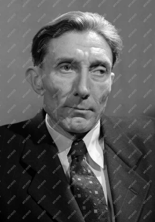 Kossuth-díjasok - Cseperkálovics Antal