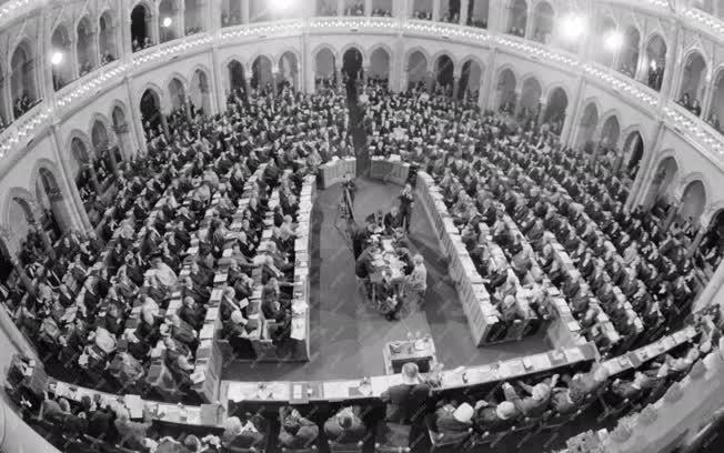 Belpolitika - A VII. Békekongresszus a Parlamentben