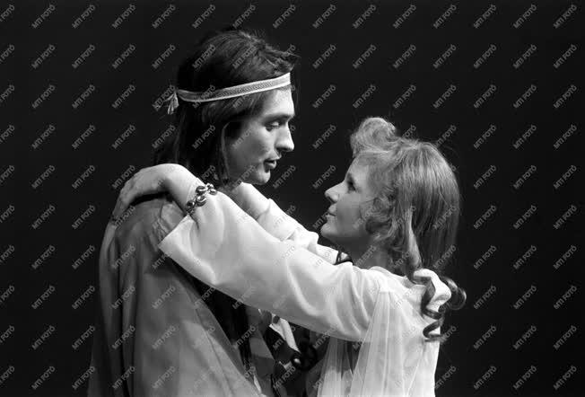Szent György és a sárkány - bemutató a Nemzeti Színházban