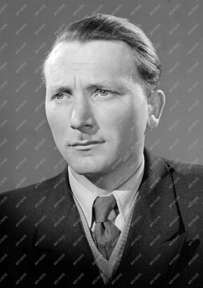 Kossuth-díjasok - Fernbach Antal